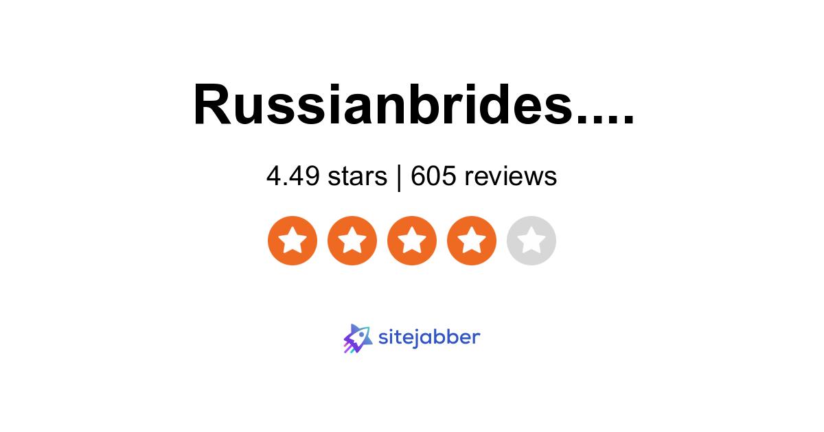 Russianbrides Reviews 511 Reviews Of Russianbrides Com Sitejabber