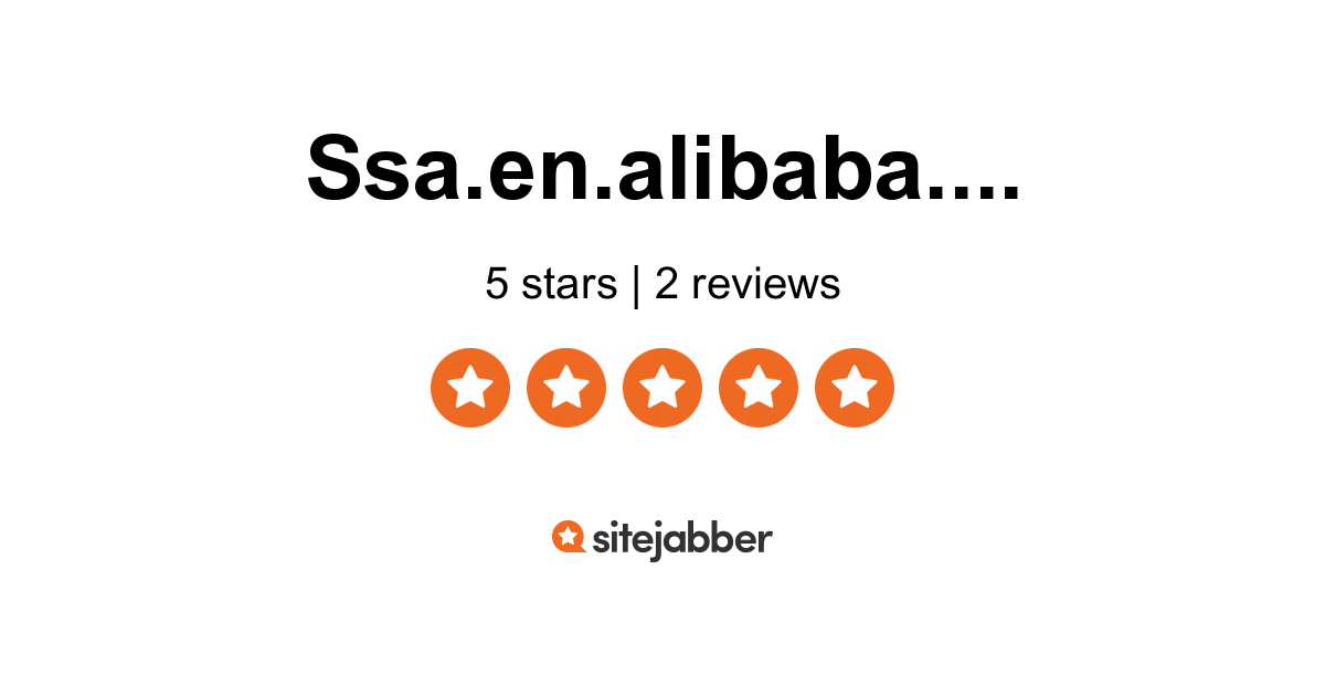 Shenzhen Ync Electronic Co Reviews 2 Reviews Of Ssa En Alibaba Com Sitejabber So, there you have it, if you follow these simple rules, you're on a good track to find your ideal supplier, whilst being on the safe side. sitejabber