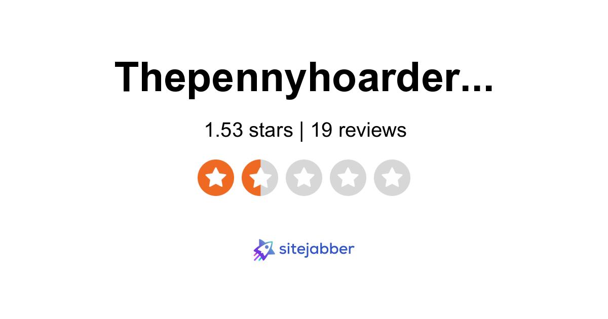 penny hoarder pierdere în greutate recenzii)