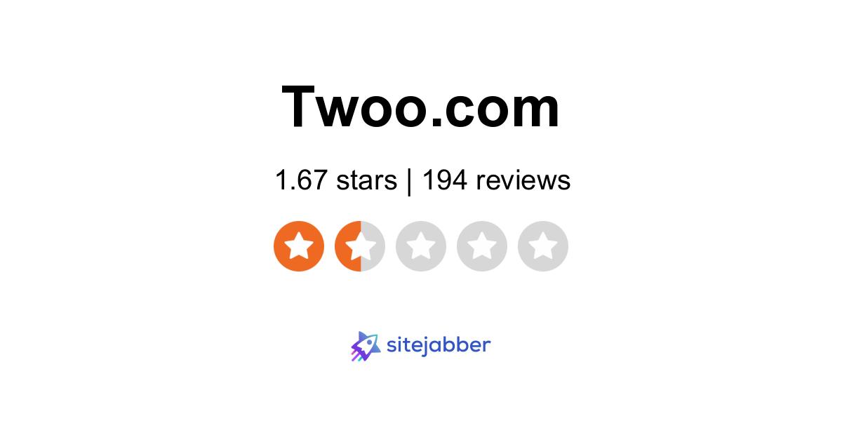 twoo reviews